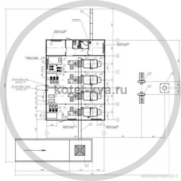 Модульная котельная 5 МВт